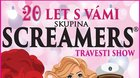 SCREAMERS - 20 LET S VÁMI