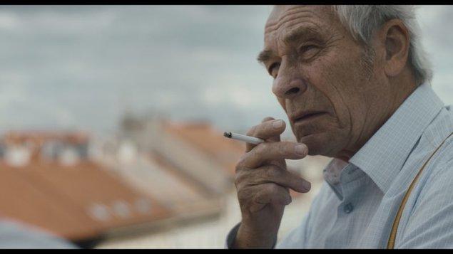 *KINO SENIOR* - Na střeše