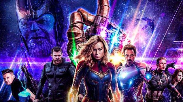 VÝHODNÝ PONDELOK ZA 4 EURÁ - Avengers: Endgame