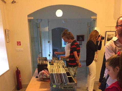 Burza Vinylových Platní Galanta