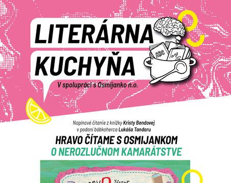 KL 2021 - Literárna kuchyňa: Hravo čítame s Osmijankom