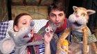 Sobotné rozprávkovanie: Hugo, Frigo, Bublina