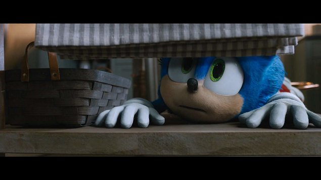 Ježko Sonic - Sonic, a sündisznó