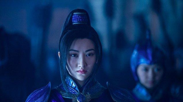 Číňan s veľký péro