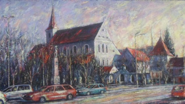 Jozef Chrena: Maľby