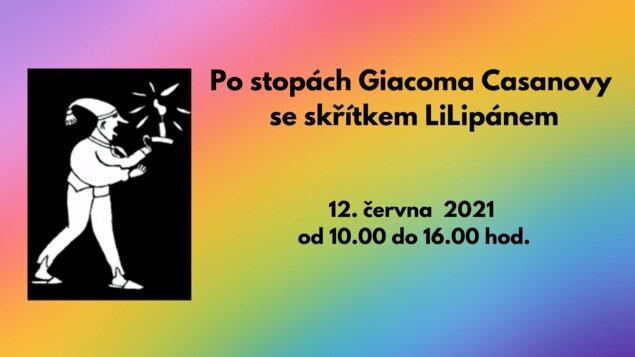 Po stopách Giacoma Casanovy se skřítkem LiLipánem
