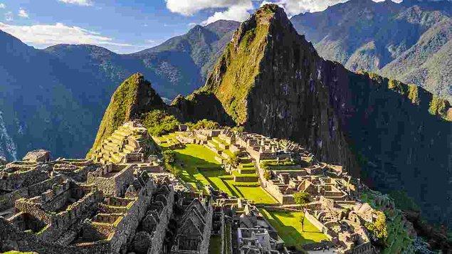 Cestování po Peru