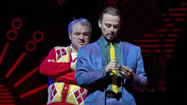 G. Verdi: Rigoletto