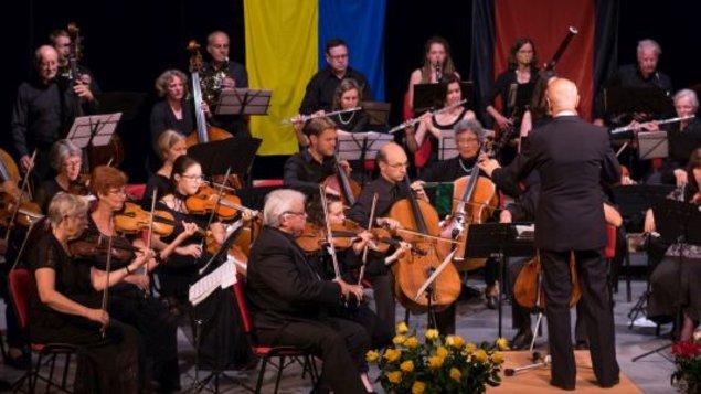 Slavnostní koncert k 60. výročí založení Píseckého komorního orchestru
