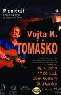 koncert Vojta Kiďák Tomáško