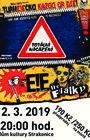 Koncert E!E, The Fialky a Totální nasazení