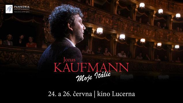 Jonas Kaufman: Moje Itálie