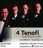4 Tenoři - Muzikálové gala
