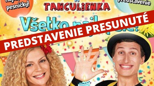 Smejko a Tanculienka - Všetko najlepšie! - POSUNUTÉ