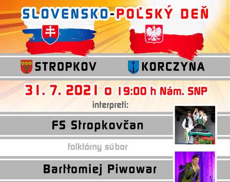 SLOVENSKO - POĽSKÝ DEŇ