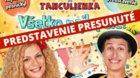 Smejko a Tanculienka - Všetko najlepšie! - PRESUNUTÉ