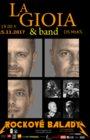 LA GIOIA s bandom - Rockové balady
