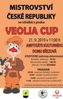Mistrovství ČR ve střelbě z praku - VEOLIA CUP
