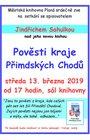 Pověsti kraje Přimdských Chodů 13. 3.