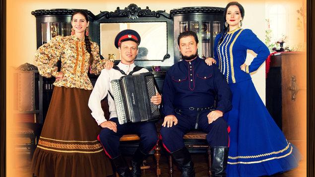 Sólisti Donského kozáckeho chóru - Piesne Donských kozákov
