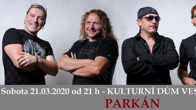 Parkán 2020