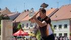 Timbersport - kvalifikační závod