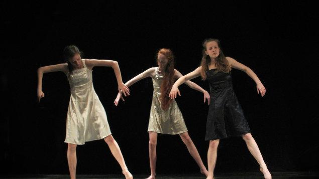 BLOK Tanec, tanec... a pantomima