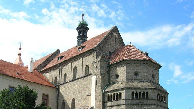 Santini IV - Rajhrad, Křtiny a Třebíč