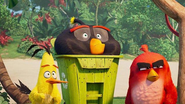 Angry Birds vo filme 2 vo filme