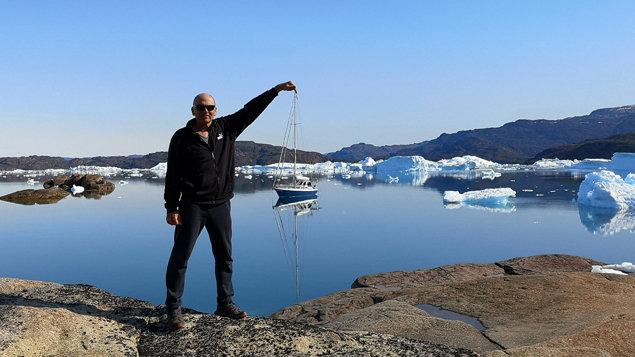 Z Grónska na Aljašku na plachetnici Sněhurka (cestovatelská přednáška)