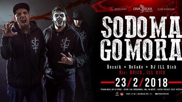 Sodoma Gomora [live]