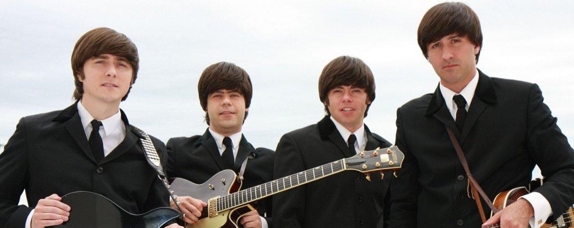 "The Backwards - Beatles revival  - ""Love Songs"""
