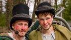 Pohádkové pátky v parku za KD - Brémští muzikanti