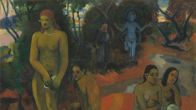 Gauguin na Tahiti - ztracený ráj / Moje kino LIVE