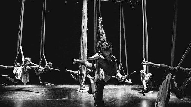 Polročné predstavenie tanečného odboru SZUŠ Strojárenská 3