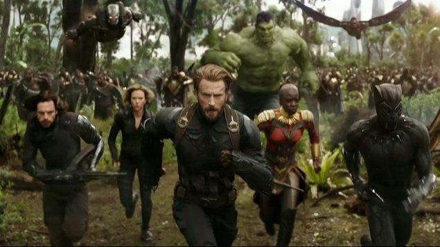 Avengers: Infinity War - vstupné pro mládež