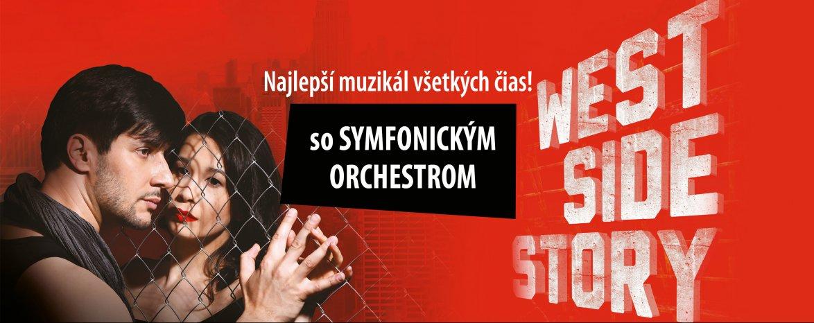 WEST SIDE STORY - muzikál