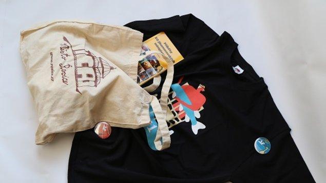Prodej triček 111
