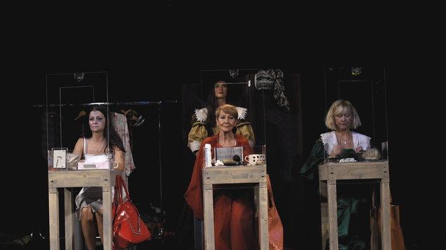 DÁMSKÁ ŠATNA - divadelní představení