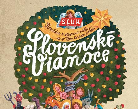 SLOVENSKÉ VIANOCE - SĽUK