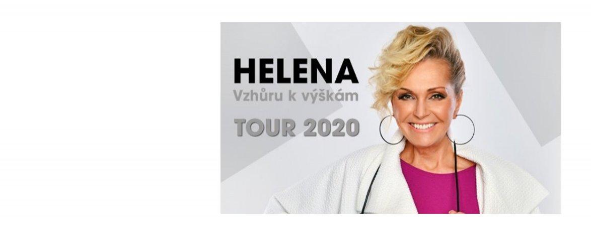 Helena Vzhůru k výškám - 12.3. => 3.12. 2021 - vstupenky v platnosti!