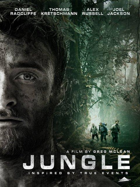 Orgie džungle