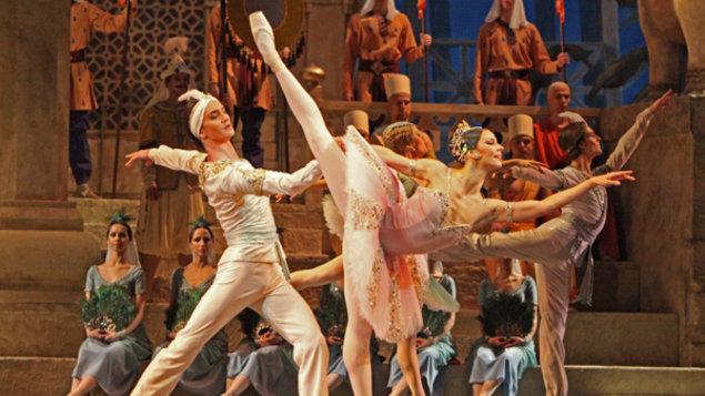 Bajadéra | Bolšoj balet