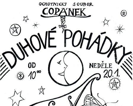 Duhové pohádky 2 - ochotnický soubor Copánek