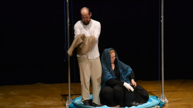Divadlo Komika - O zlatej rybke