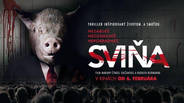 Sviňa | kinozgauca.sk