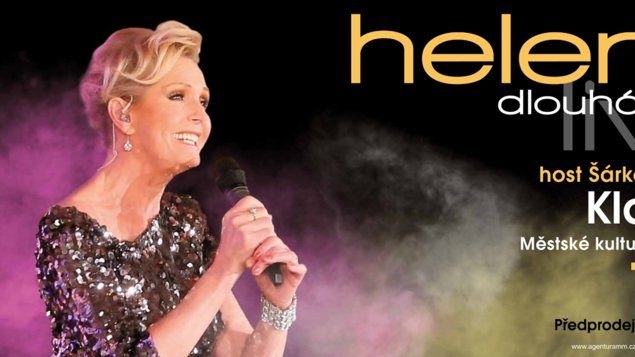 Helena Vondráčková - Dlouhá noc live