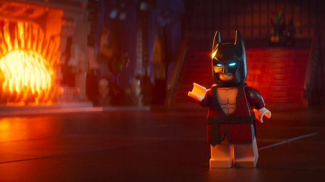 Pohádkový víkend: LEGO Batman film
