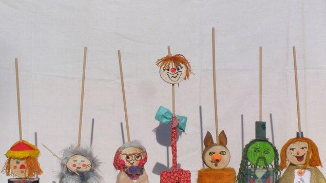 Loutkový ateliér - Loutkový festival 2019