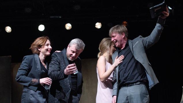 ZRUŠENO: Divadelní agentura Harlekýn : Scény z manželského života